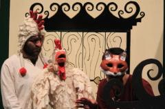 Canterbury Tales, teatro en inglés en los Teatros del Canal