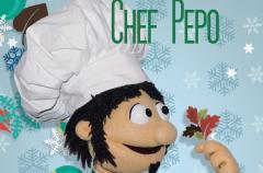 El Chef Pepo del Centro Comercial Islazul enseña a fabricar utensilios de cocina este enero