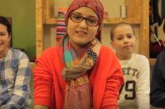 Dos niñas recaudan un millón de euros para luchar contra el cáncer infantil