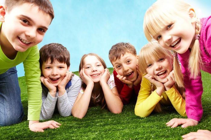 niños holandeses y felicidad
