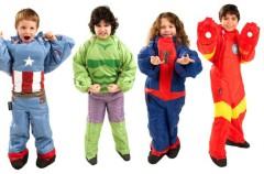 Los superhéroes pueden generar violencia en los niños
