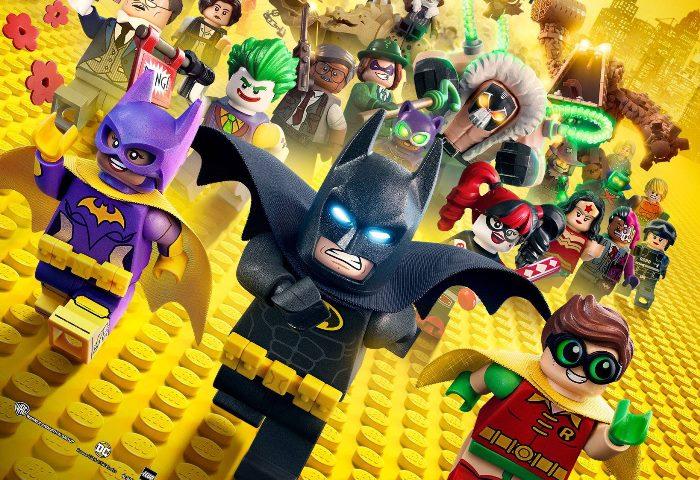 Batman la lego pelicula