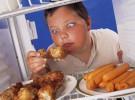 La adicción a la comida, un problema frecuente entre los niños
