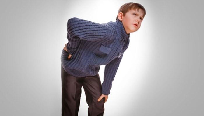 dolor lumbar en niños