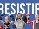 Los niños con cáncer cantan «Resistiré» como himno de esperanza