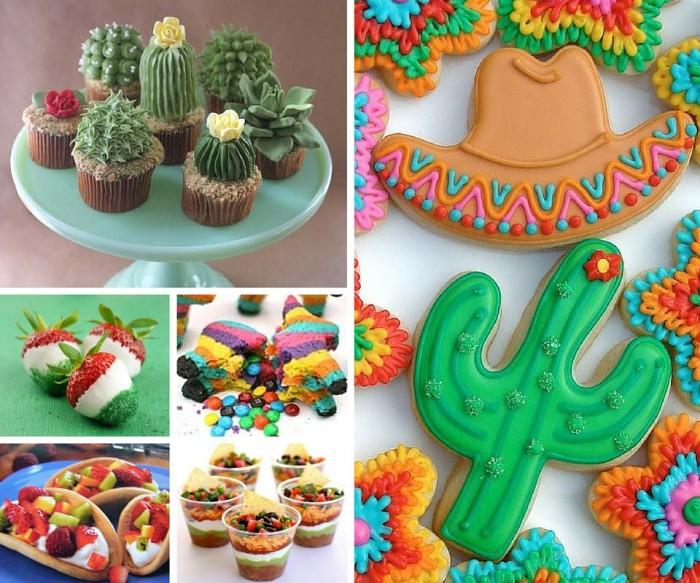 Alimentos para formar el mejor menú mexicano