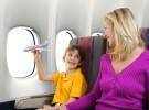 Viajar con niños en avión ¿un placer o una tortura?