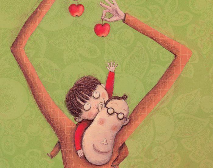 libro: compota de manzana