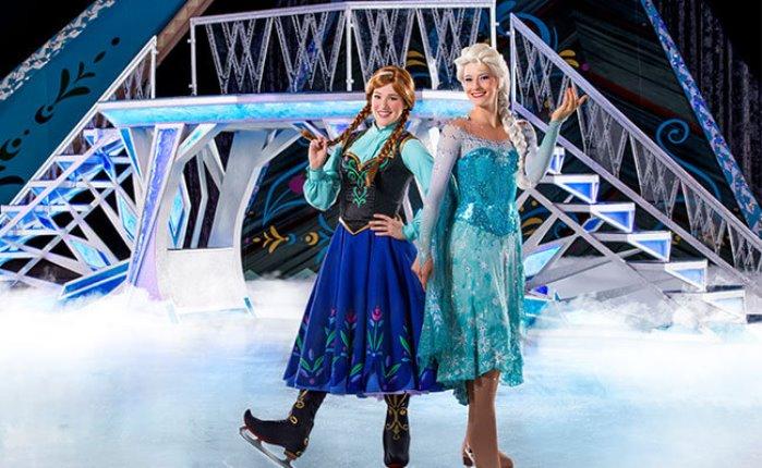 Disney on Ice: Frozen, llega a Madrid y Barcelona