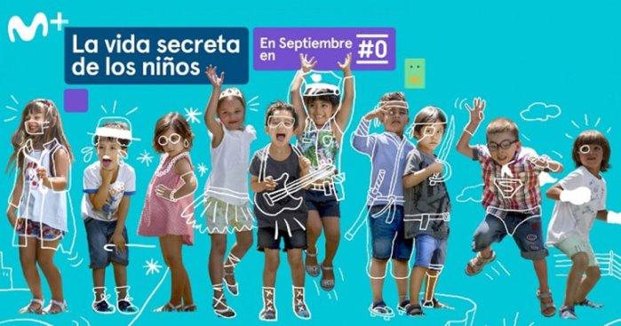 Casting infantil para la serie de televisión La vida secreta de los niños