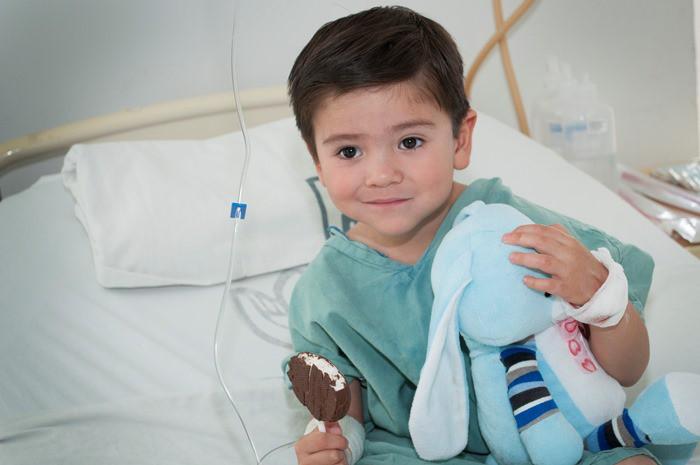 trasplantes infantiles