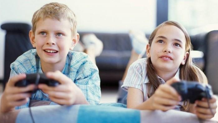 Actividad y niños