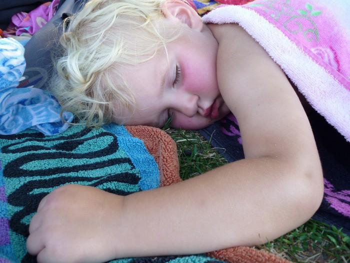La siesta, a determinada edad, es fundamental