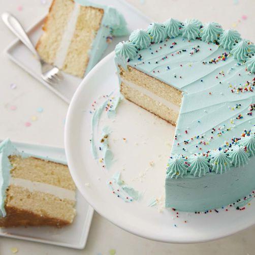 Un modelo clásico de pastel