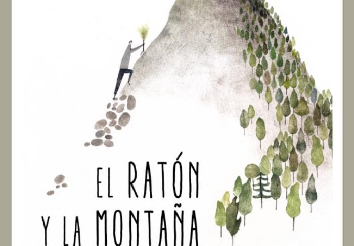 libro: el raton y la montaña