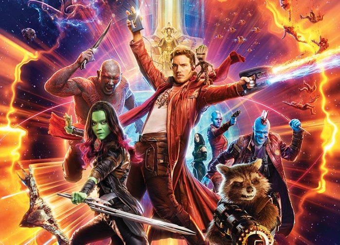 los guardianes de la galaxia 2