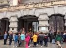 Actividades familiares en el Museo de América en Madrid
