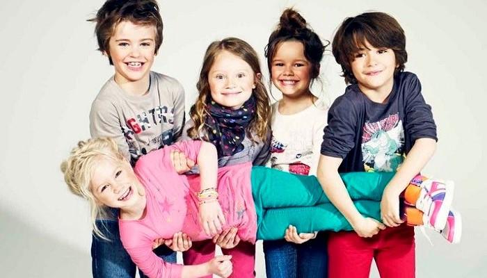 Casting de moda infantil Kiabi 2017