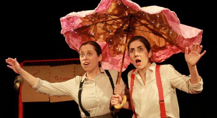 teatro: deambulantes
