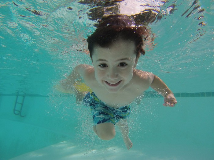 La natacion tiene muchos beneficios