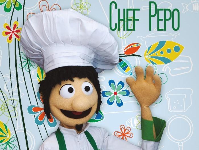 Chef Pepo mayo 2017