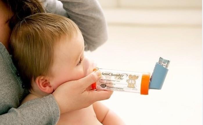 Problemas respiratorios en bebés