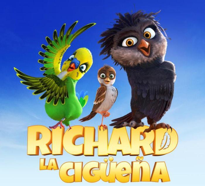 Richard la cigueña