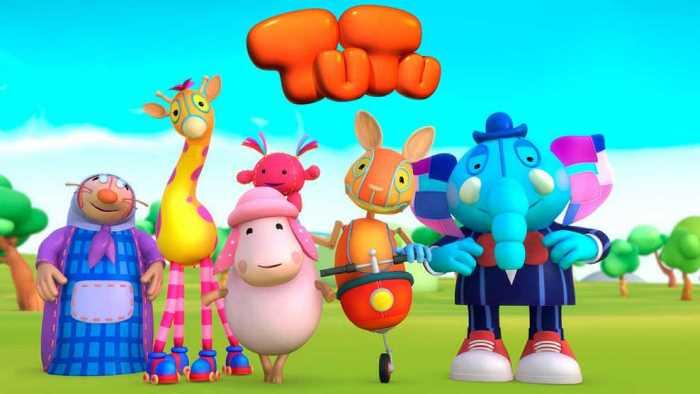 Tutu en clan tv