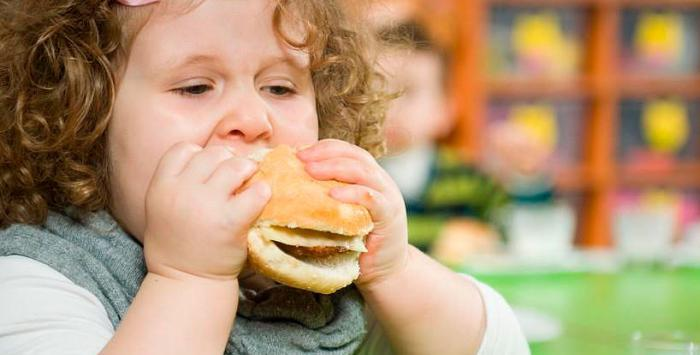 obesidad infantil y preocupacion