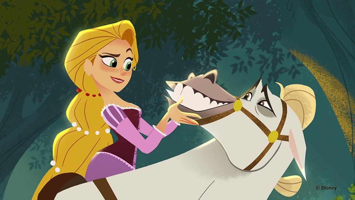 Disney Channel estrena Enredados, la serie