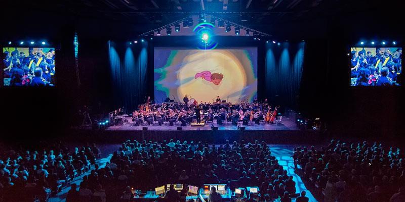 Disney in concert en Madrid