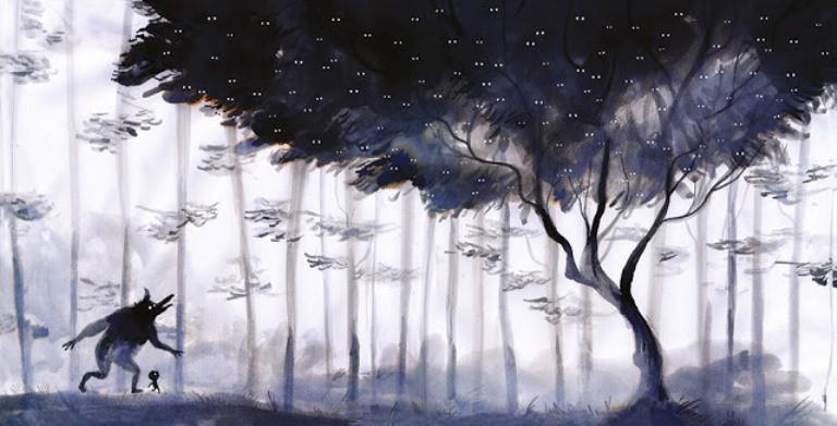 El bosque dentro de mi  Serra