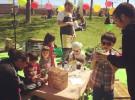 Día de la Música en Familia, en los Jardines de Pedralbes de Barcelona
