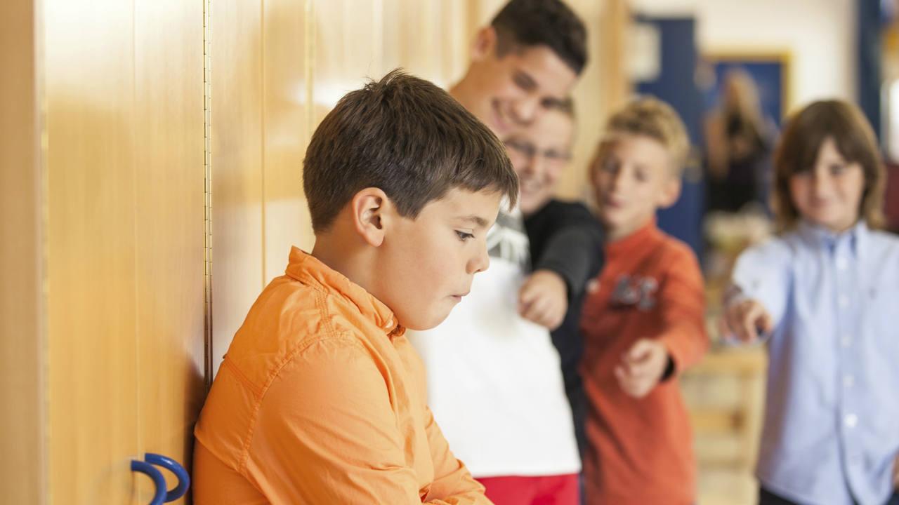 Superdotados y acoso escolar