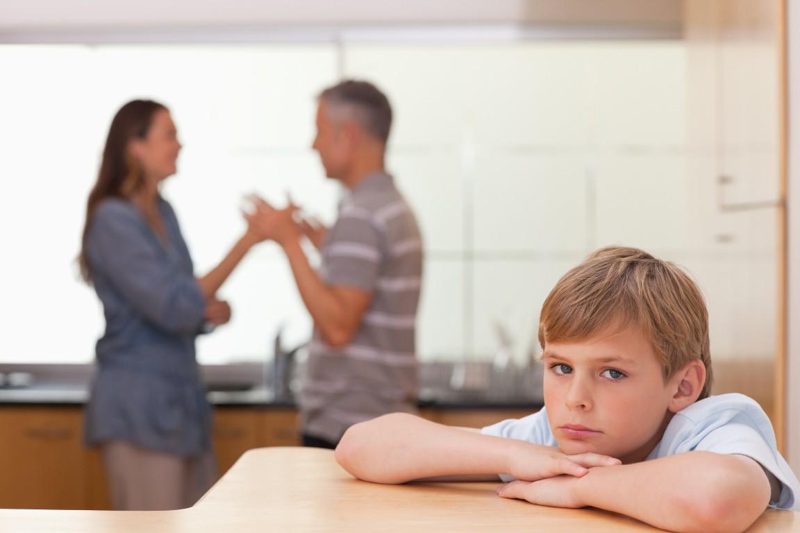 Divorcio y salud infantil