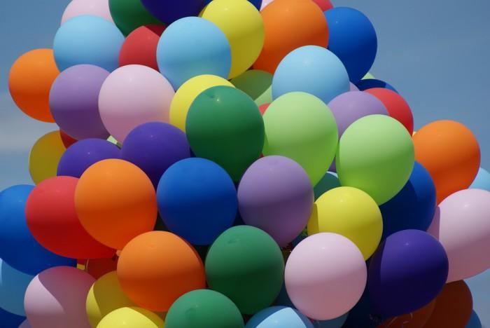 Los globos nos permiten miles de creaciones