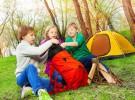 Consejos para preparar el campamento de verano de los niños