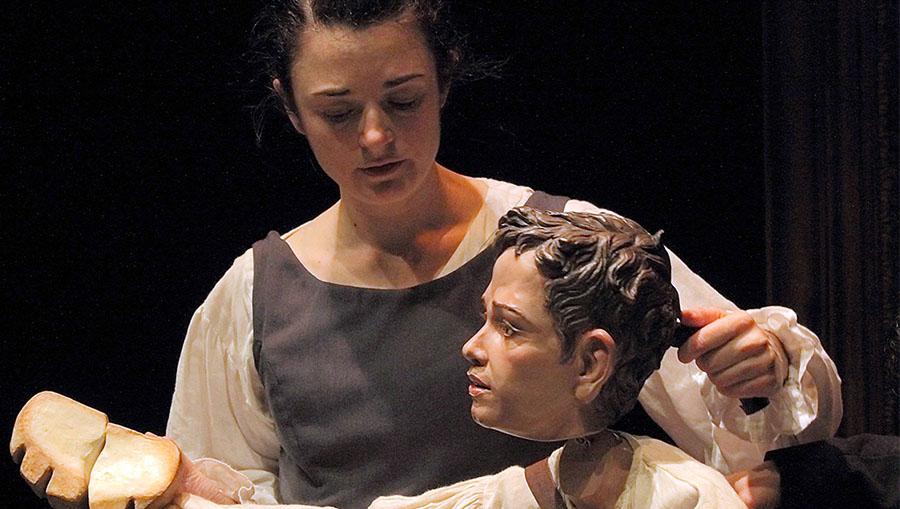 teatro: Lazarillo