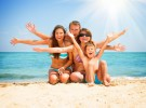El 80 por ciento de las familias españolas prefieren un alojamiento para sus vacaciones