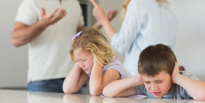 discusiones con los hijos