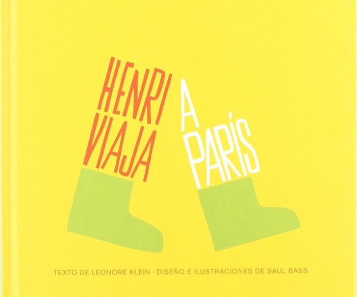 Henri viaja a Paris