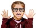 Uso de lentes de contactos en niños