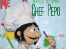 Adornos para la vuelta al cole en la Ludoteca Chef Pepo