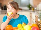 Frutas y verduras para evitar las inflamaciones en nuestros niños