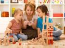 El 70 por cien de los niños prefieren compartir el juego con sus padres
