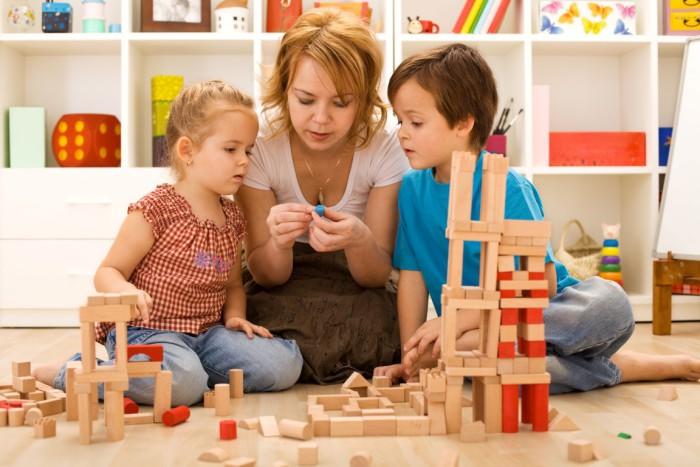 Los niños prefieren jugar con sus padres