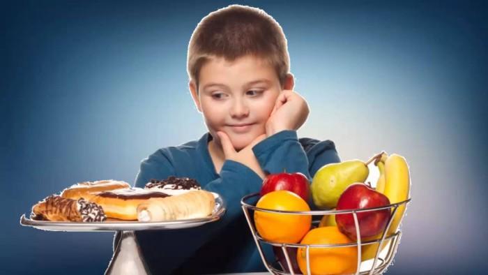 patrones alimentarios en los niños