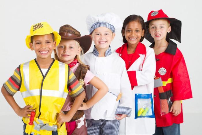 Profesiones para los niños