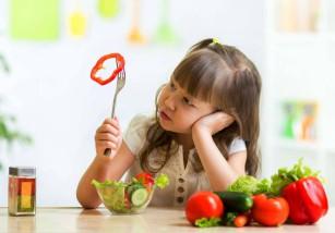 El mejor truco para que los niños coman verdura