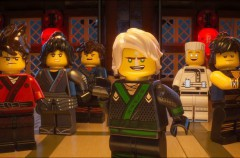 Esta semana en cartelera: La Lego Ninjago Película